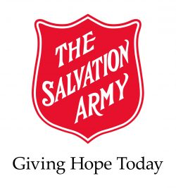 Giving Hope Salvation Army Logo