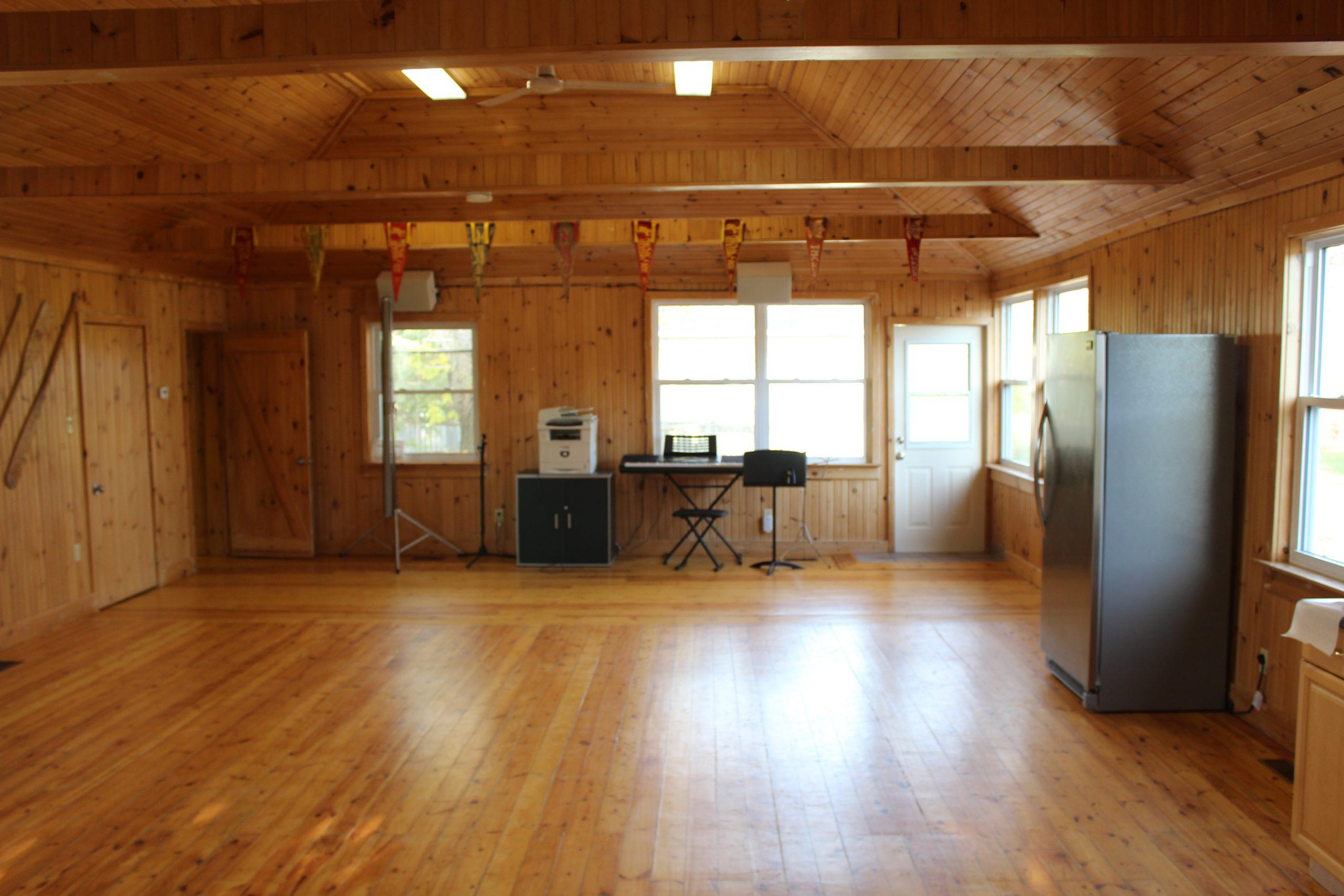 Couchiching Lodge Interior