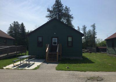 Camp Blaze Cabin