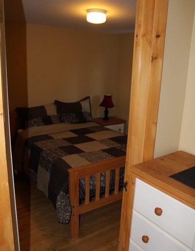 Huron Cottage- Master Bedroom