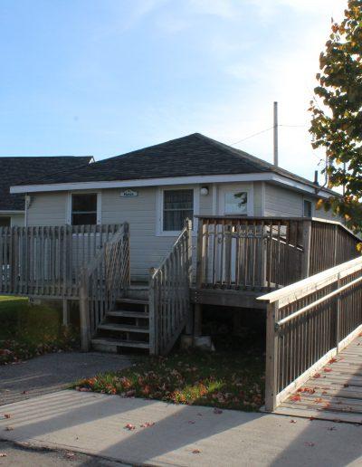Huron Cottage Exterior