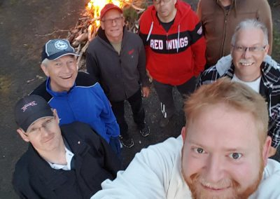 Hope CC Men's Group Selfie